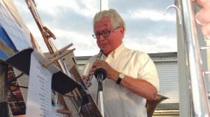 Bob Heineman Solo  (Concert #5 on August 4, 2013)